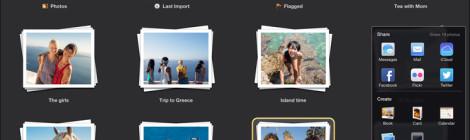 Печать фотокниг из программы iPhoto